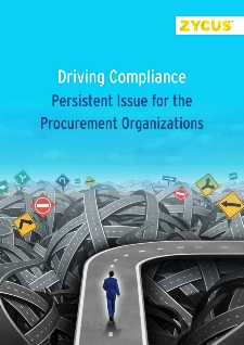 'Driving Compliance - Persistent Issue for Procurement Organizations