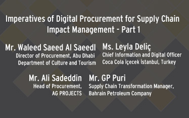 Imperative of Digital Transformation for Supply Chain Impact Management - Part 1