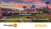 ProcureCon Indirect West 2017