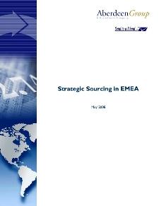 Strategic Sourcing in EMEA