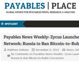 Payables Place: Payables News Weekly- Zycus Launches Supplier Network