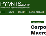 PYMNTS.com Corporate Spend Control On A Macro - And Micro - Level